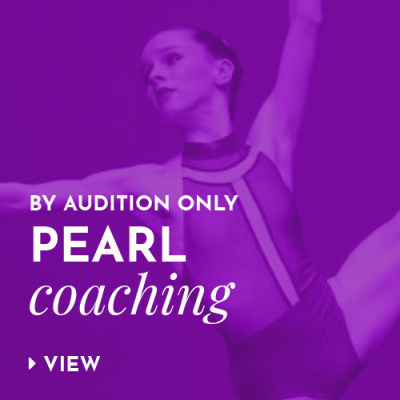 By audition only, Pearl Coaching